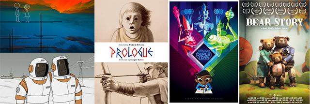 فیلمهای کوتاه نامزد اسکار ۲۰۱۵، بخش انیمیشن