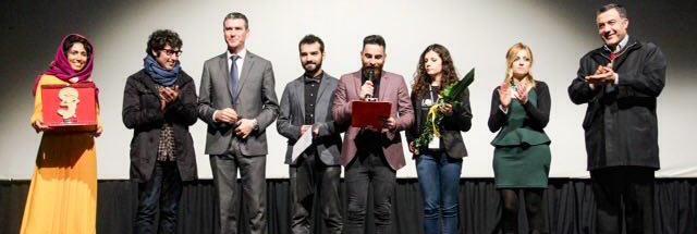 جایزه بهترین فیلم جشنواره دیه چی مینوتی ایتالیا به «سرمه» رسید