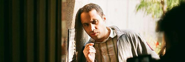 حامد نجابت فیلمبرداری سومین فیلم کوتاه خود را به پایان برد