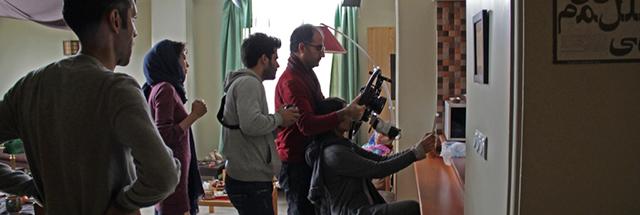 فیلمبرداری فیلم کوتاه «سایناوت» پایان یافت