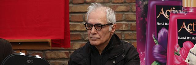 محمود کلاری عضو هیات داوران بخش فیلم سومین جشنواره فیلم و تئاتر هیلاج